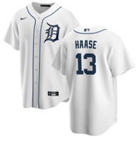 Eric Haase Autographed Home Nike Replica Jersey (Pre-Order)