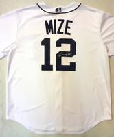 Casey Mize Autographed Detroit Tigers Jersey