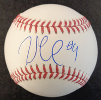 Willi Castro Autographed Baseball - Official Major League Ball