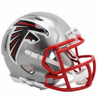 Atlanta Falcons Riddell Flash Speed Mini Helmet (Pre-Order)