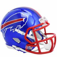 Buffalo Bills Riddell Flash Speed Mini Helmet (Pre-Order)