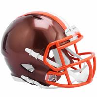 Cleveland Browns Riddell Flash Speed Mini Helmet (Pre-Order)