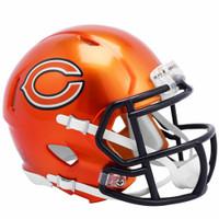 Chicago Bears Riddell Flash Speed Mini Helmet (Pre-Order)
