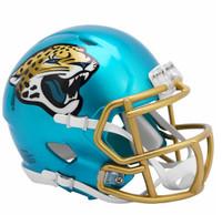 Jacksonville Jaguars Riddell Flash Speed Mini Helmet (Pre-Order)
