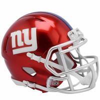 New York Giants Riddell Flash Speed Mini Helmet (Pre-Order)