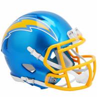 San Diego Chargers Riddell Flash Speed Mini Helmet (Pre-Order)
