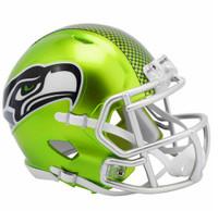 Seattle Seahawks Riddell Flash Speed Mini Helmet (Pre-Order)