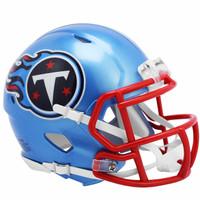 Tennessee Titans Riddell Flash Speed Mini Helmet (Pre-Order)
