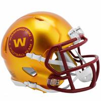 Washington Football Team Riddell Flash Speed Mini Helmet (Pre-Order)
