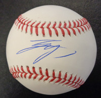 Shohei Ohtani Autographed Official Major League Baseball
