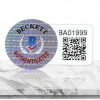 Lance Parrish Autograph - Add Beckett Authentication (Pre-Order)