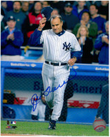 Joe Torre Autographed New York Yankees 8x10 Photo #1 - #6 Retired