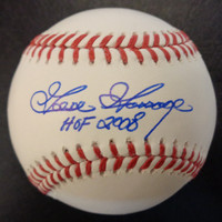 "Goose Gossage Autographed Official Major League Baseball w/ ""HOF 2008"""