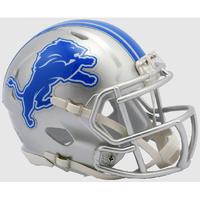 T.J. Hockenson Autographed Detroit Lions Mini Helmet (Pre-Order)