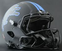 T.J. Hockenson Autographed Detroit Lions Eclipse Replica Helmet (Pre-Order)