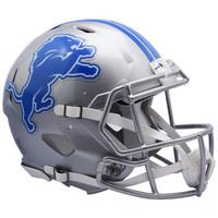 T.J. Hockenson Autographed Detroit Lions Speed Authentic Helmet (Pre-Order)