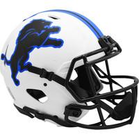 T.J. Hockenson Autographed Detroit Lions Lunar Eclipse Authentic Helmet (Pre-Order)