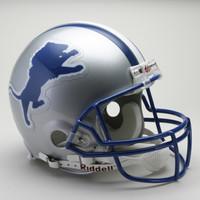 Chris Spielman Autographed Detroit Lions Throwback Authentic VSR-4 Helmet (Pre-Order)