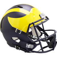 Charles Woodson Autographed Michigan Wolverines Riddell Replica Helmet (Pre-Order)