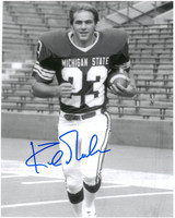 Kirk Gibson Autographed 8x10 Photo #3 - Michigan State Football
