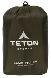 Camp Pillow Storage Bag (Green)