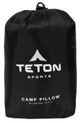 Camp Pillow Storage Bag (Black)