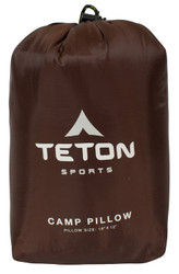 Camp Pillow Storage Bag (Brown)