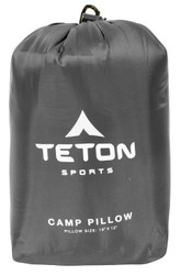Camp Pillow Storage Bag (Grey)