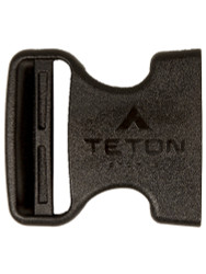 "XT 25mm (1"") SR BUCKLE - Female, Left"