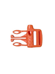 "WSR 20mm (0.75"") Whistle Orange - Male"