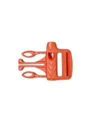 "WSR 20mm (0.75"") Whistle Orange - Male"
