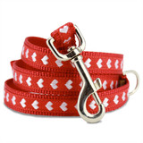 Furry Valentine Dog Leash