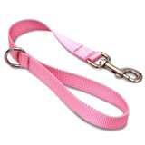 Short Traffic, City, Training Leash for Dogs, Pink Nylon