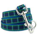 Plaid Dog Leash, Campbell Tartan, 4', 5' & 6' long lengths