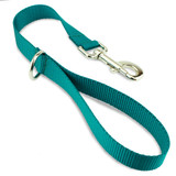 Short Dog Leash - Teal