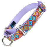 Spring Floral Martingale Collar, Spring Fashion dog collar, Easter dog collar