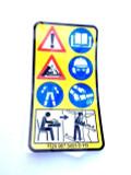 Instruction Label for Stihl 020T - 1129 967 3403