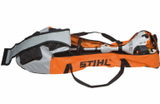 Stihl Kombi Carry Bag - 0000 881 0507  Perfect for neatly transporting and storing the HLA 65 with battery and charger. Also suitable for all HSA, BGA and KombiEngines.