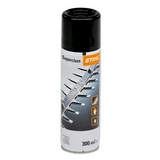 Stihl Superclean Resin Solvent 300ml - 0782 420 1002 Cleans and lubricates in one. The graphite and lubricating mineral oil based cleaner is ideal for cleaning cutting attachments, hedge trimmer blades and chain saws. Especially for removing resin. Application: spray the cutting tools after each use. 300ml spray can.