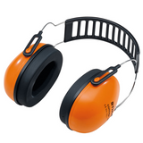 Stihl Concept 24 Ear Protectors - 0000 884 0528  EN 352, robust metal frame, good air circulation, soft pads, SNR 24 (H:28; M:21; L:14) (up to 104 dB(A))
