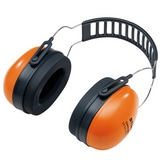 Stihl Concept 28 Ear Protectors - 0000 884 0529  EN 352, robust metal frame, good air circulation, soft pads, SNR 28 (H:31; M:26; L:19) (up to 108 dB(A)).