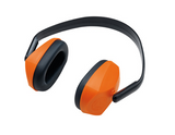 Stihl Concept 23 Ear Protectors - 0000 884 0532  EN 352, extremely light, soft pads, SNR 23 (H:27; M:20; L:14) (up to 103 dB(A)), adjustable ear protectors/headband.