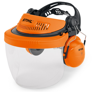 Stihl G500 PC with polycarbonate visor - 0000 884 0563