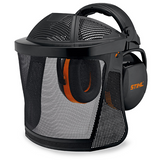 Stihl Face/ear protection & nylon mesh visor - 0000 884 0566