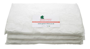 Green Rhino Double Oil Absorbent Cushions 60cm x 30cm Pack 10