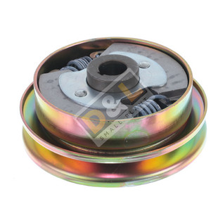 """3/4"""" Clutch Assembly Belle PCX 12/36 & 13/40 Plate - 10.7.255  Specification is 3/4"""" Shaft Diameter & 5"""" Dia Pulley"""