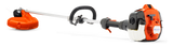 Husqvarna 525LK Combi Machine - 967 14 83 01  The Husqvarna 525LK is a lightweight trimmer for commercial use. The machine is equipped with Husqvarna's X-TORQ engine. The 525LK is a combination machine, developed for many different types of tasks. Several attachments are available as accessories.