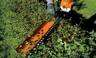 """Stihl Catcher blade 30"""" (HS 86T) - 4237 740 3300  Practical catcher plates for catching and removing cuttings"""