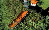 "Stihl Catcher blade 40"" (HS 86T) - 4237 740 3301  Practical catcher plates for catching and removing cuttings"