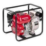 "HONDA WB30 Petrol 3"" Centrifugal Water Pump - HPWB30  Maximum output capacity (L/min): 1100 Pressure (bars): 2.8 Dimensions (L x W x Hmm): 510 x 385 x 455 Dry weight (kg): 27 Engine Model: GX160 Engine type: 4-stroke, OHV,** 1 cylinder Displacement (cm³): 163 Bore x stroke (mm): 68 x 45 Engine speed (rpm): 3600 max Engine net power (kW): 3.6 Cooling system: Forced air Ignition system: Transistor Oil capacity (L): 0.6     Fuel tank capacity (L): 3.1 Operating time: 1h54approx Starter system: Recoil Sound pressure level at workstation (dB(A)): 89 Guaranteed sound power level (dB(A)): 103"